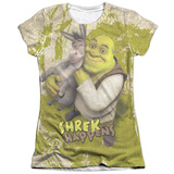 Juniors: Shrek - Best Friends Shirts