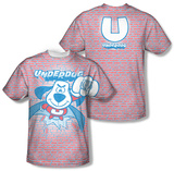 Underdog - Burst (Front/Back) T-Shirt