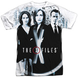 The X Files - Three Agents Sublimated