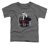 Toddler: The X Files - Doggett T-shirts