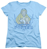 Womans: She Ra - Power T-shirts
