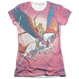 Juniors: She Ra - Sky Power T-Shirt