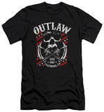 Sons Of Anarchy - Outlaw (slim fit) Shirt