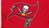 NFL Tampa Bay Bucaneers Flag W/Grommets Flag
