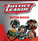 Justice League - League Badge Pack Chapa