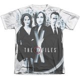 The X Files - Three Agents Shirt