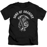 Youth: Sons Of Anarchy - SOA Reaper T-Shirt