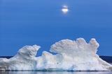 Melting Sea Ice, Repulse Bay, Nunavut Territory, Canada Photographic Print by Paul Souders