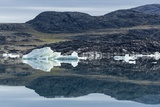 Melting Icebergs, Repulse Bay, Nunavut Territory, Canada Photographic Print by Paul Souders