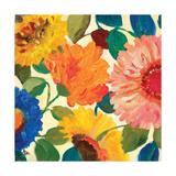 Passion Flowers 1 Giclée-Druck von Kim Parker