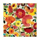 Garden of Love Reproduction procédé giclée par Kim Parker