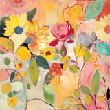 Urban Garden Giclee Print by Kim Parker