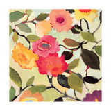 Wild Roses Giclee Print by Kim Parker