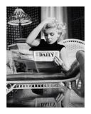 Monroe Daily News Plakat