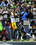 Richard Sherman Interception 2014 NFC Championship Game Photo