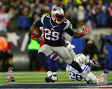 LeGarrette Blount 2014 AFC Championship Game Action Photo