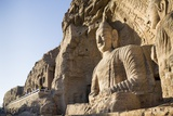 Buddha Cave, Datong, Shanxi Province, China Photographic Print by Paul Souders
