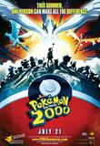 Pokemon 2000 Plakat