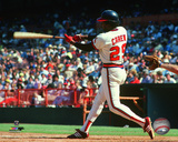 Rod Carew 1983 Action Photo