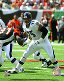 Jonathan Ogden 2004 Action Photo