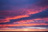 Sunrise Clouds, Hudson Bay, Canada Photographic Print by Paul Souders