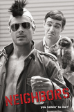 Neighbors (Zac Efron) Posters