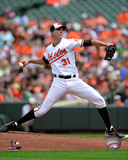 Ubaldo Jimenez 2014 Action Photo