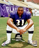 Jamal Lewis Posed Photo