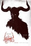 Horns Print