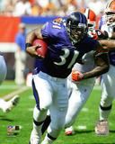 Jamal Lewis 2004 Action Photo