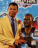 Rod Woodson 2009 Hall of Fame Induction Ceremony Photo