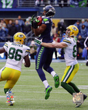 Chris Matthews Onside Kick Recovery 2014 NFC Championship Game Photo