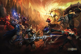 League Of Legends Affiche