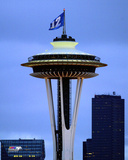 Seattle Space Needle- Seattle, Washington Photo
