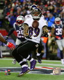 Steve Smith Touchdown Catch 2014 Playoff Action Photo