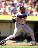 Dave Winfield 1994 Action Photo