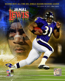 Jamal Lewis 2066 Rushing Yards Portrait Plus 2003 Photo