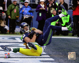 Jermaine Kearse Game Winning Touchdown Catch 2014 NFC Championship Game Photo