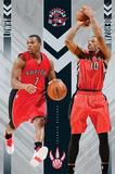 Toronto Raptors - Duo 15 Print