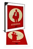 James Poster Red & James Poster Red 2 Set - Reprodüksiyon