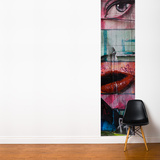Pop Graph Wall Mural