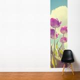 Pink Tulip Wall Mural