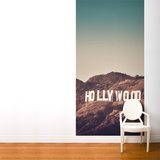 Hollywood Wall Mural