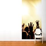 Concert Wall Mural