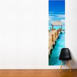 Azur Wall Mural
