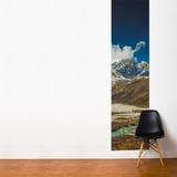 Turquoise Himalayas Wall Mural