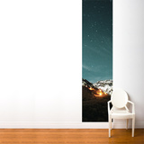 Hyperspace Wall Mural