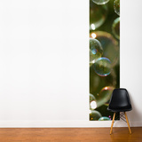 Soap Bubbles Wall Mural