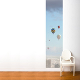 Colorful Flight Wall Mural