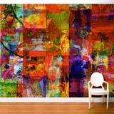 Abstarct Art Wall Mural